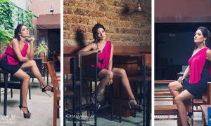 Lakmali Maladugala Flaunts Her Toned Legs
