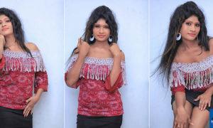 Rayani Dehiwalage Hot In Mini Short