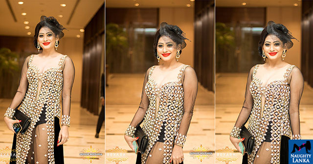 Piumi Hansamali Clicked At Chandimal Jayasinghe's Birthday Party
