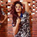 Shalani Tharaka Flaunts Her Toned Legs