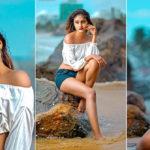 Yunika Dilki Mendis Looks Beach Ready