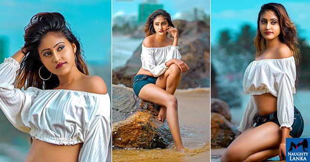 Yunika Dilki Mendis Looks Beach Ready