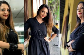 Anjula Rajapaksha Hot Photos