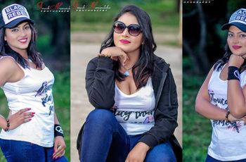 Gayathri Kanchanamali Bombshell Beauty Looks