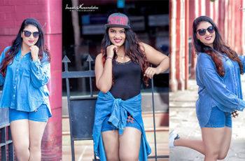 Gayathri Kanchanamali Toned Legs