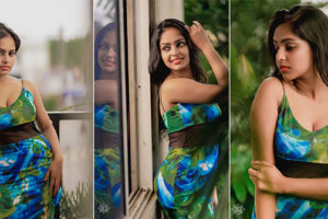 Geethma Bandara Hot Outdoor Photos