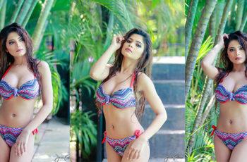 Hasini Samuel Hot Bikini Body