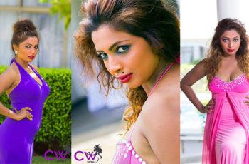 Lakshika Jayawardhana Photoshoot For Cat Walk