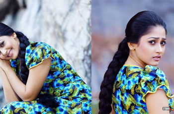 Nayanathara Wickramarachchi Stuns In Flirty Dress