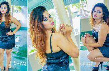 Sarah Sangz Teasing Naughty Looks