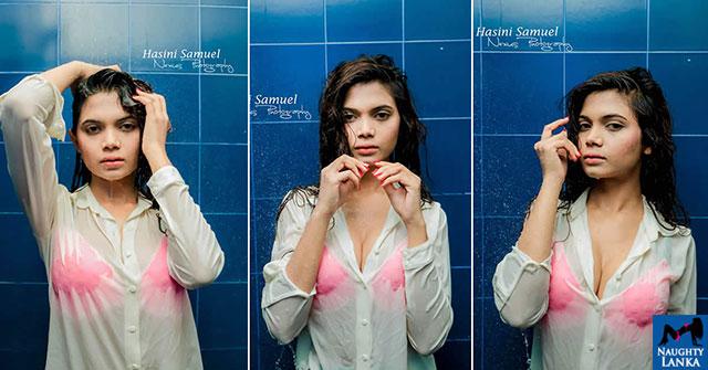 Hasini Samuel New Wet Look Photos