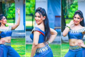 Nehara Pieris Blue Outdoor Photos