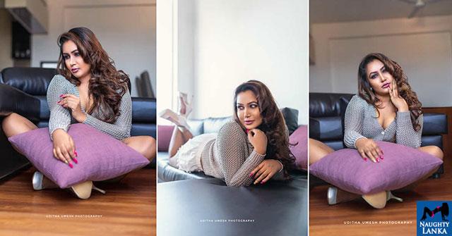 Ashiya Dassanayake Bombshell Beauty