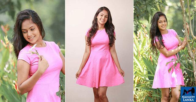 Geethma Bandara Looks Cute